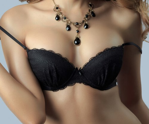 Breast Enhancement Image