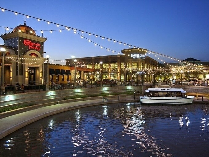 Image of The Woodlands Mall
