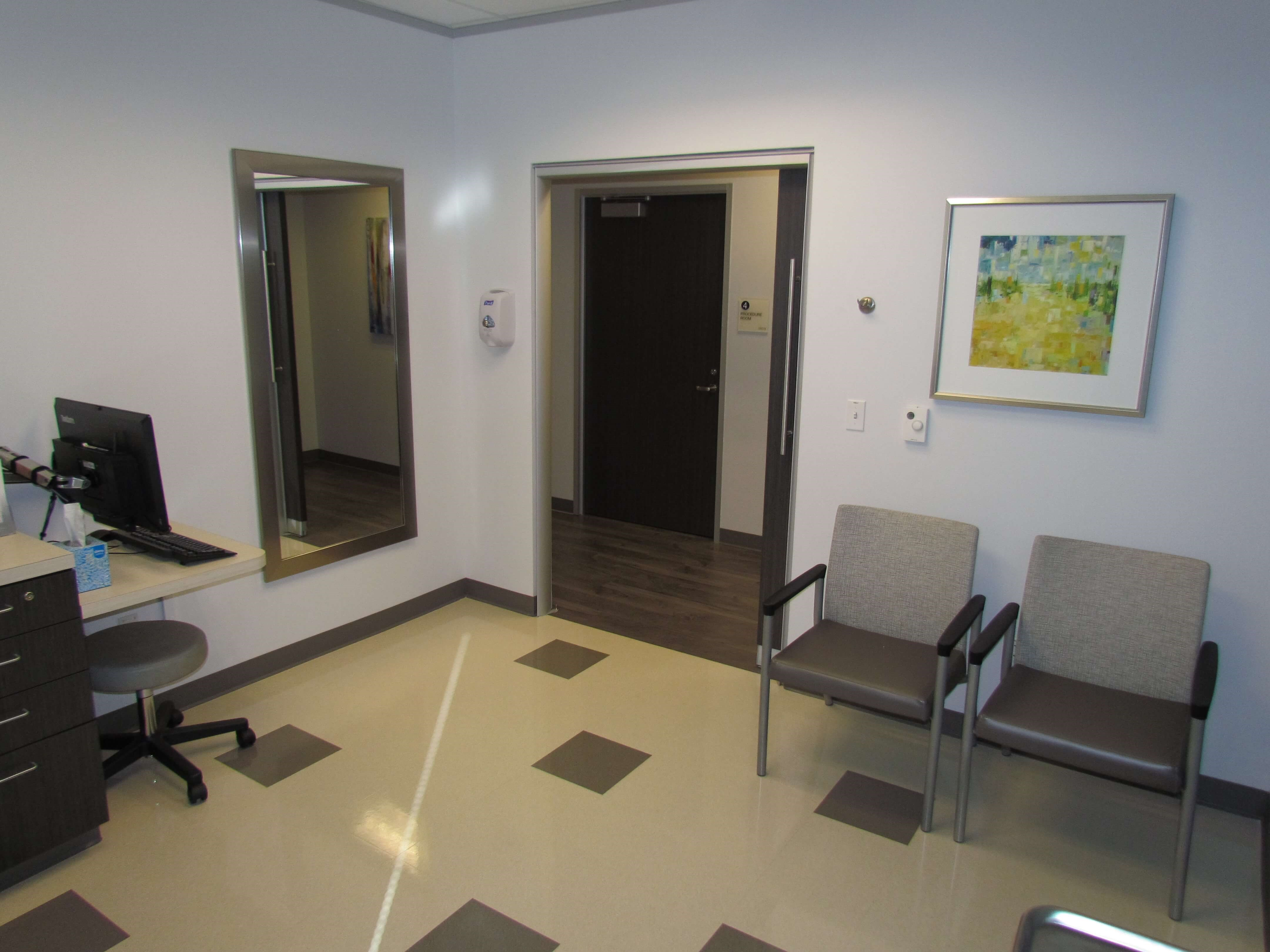 Consultation Rooms
